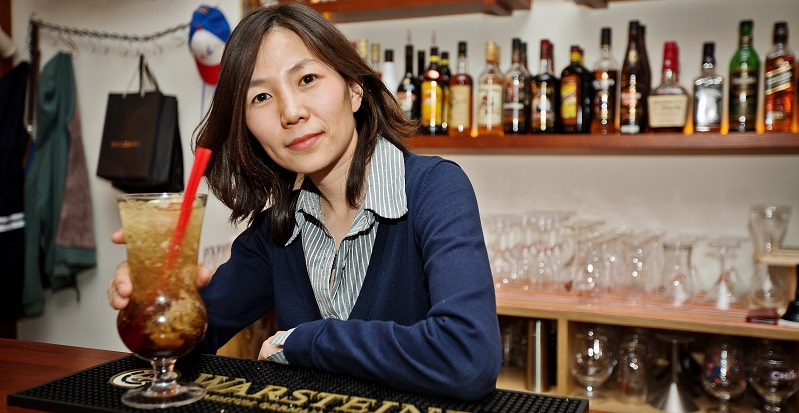 Shake It Up With: Best Bartender Nominee Jane Cui of XL