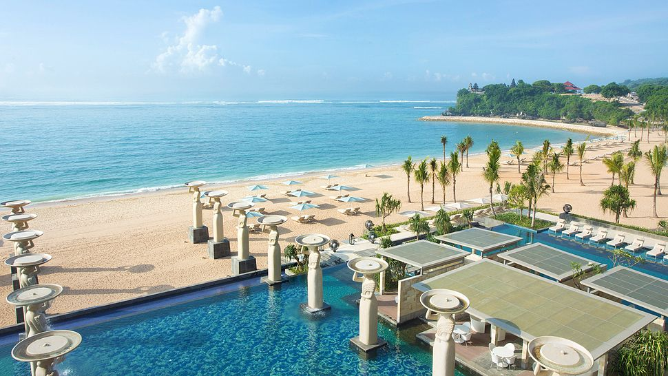 World's Best Beach Named in Bali; Get There on Garuda for RMB 1,970