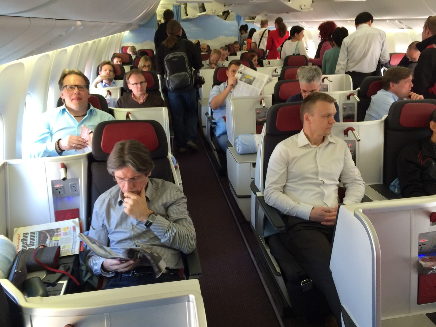Family Friendly Travel May Get a Boost, and Why Your Middle Seatmate Is Usually Chinese