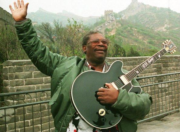 BB King Dies on Anniversary of Beijing Gig