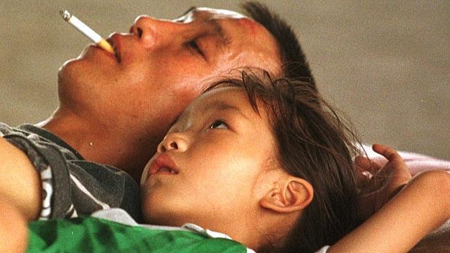 Beijing Indoor Smoking Ban Set for June 2015