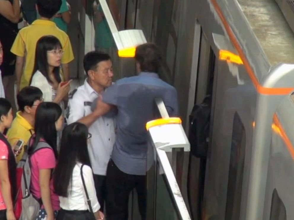 Gee, Thanks: US News Channel Picks on Beijing Subway Commute in Video
