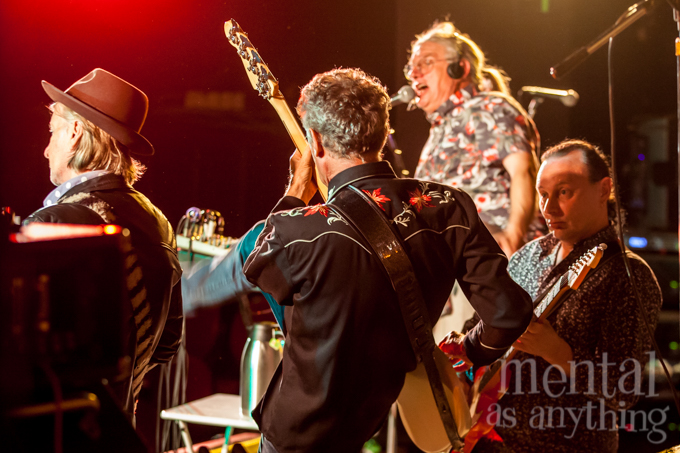 Mental As Anything to Rock Australia and New Zealand Ball January 23