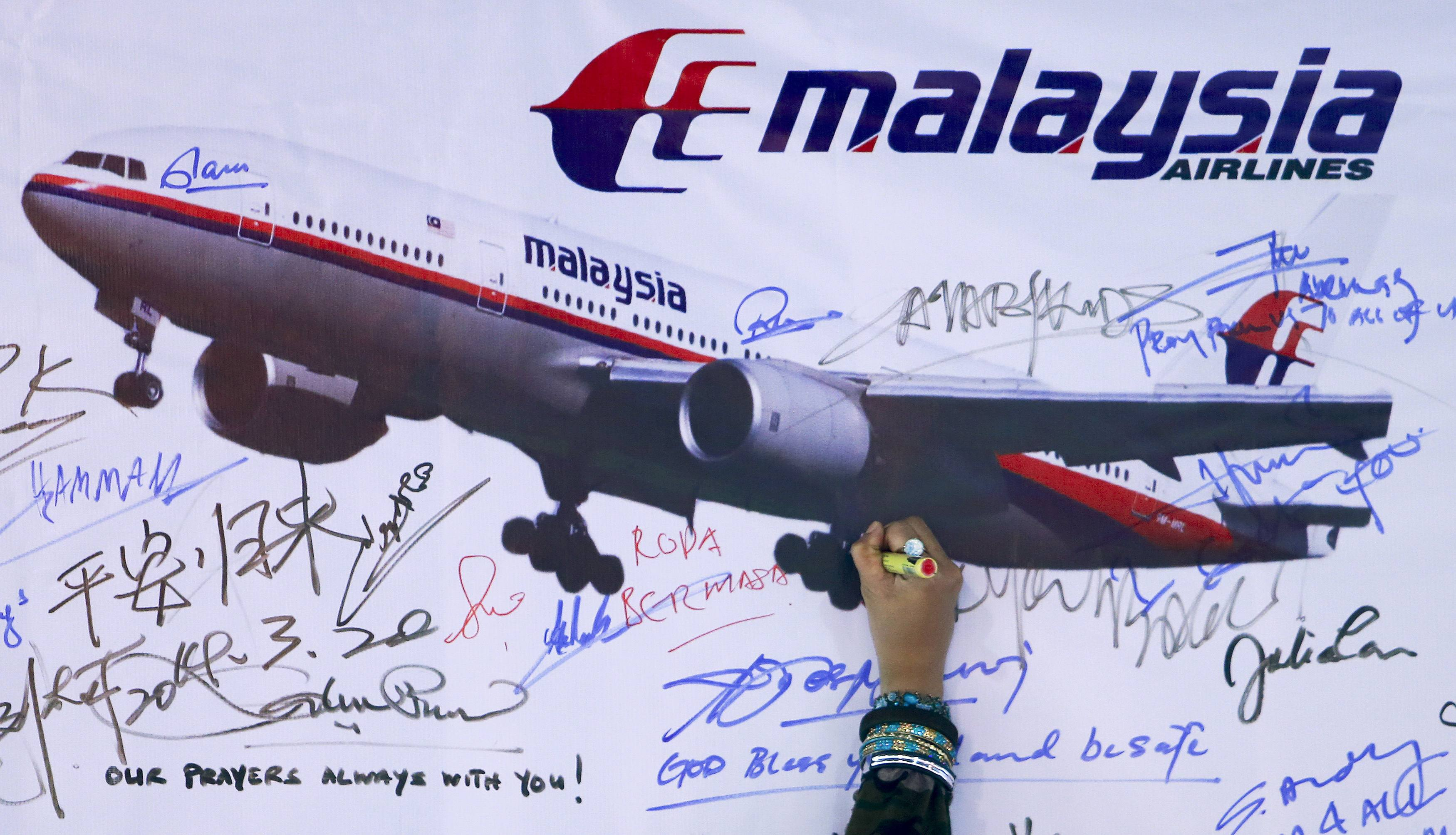 Three Years after MH370's Disappearance, Beijingers Remain Forgotten