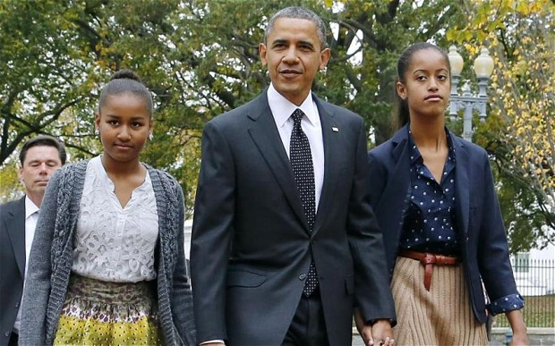 Barack Obama 'Would Not Want Your Kids Growing Up in Beijing'