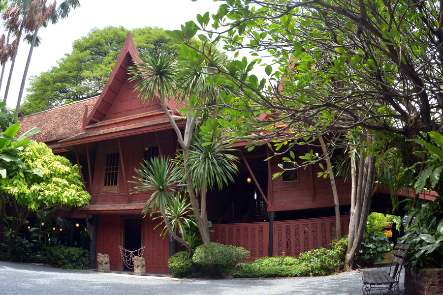 The Place All Expatriates Should Visit: Bangkok's Jim Thompson House and Museum