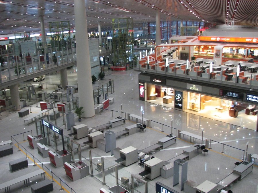 more dining options coming to beijing airport 39 s terminal 3 the