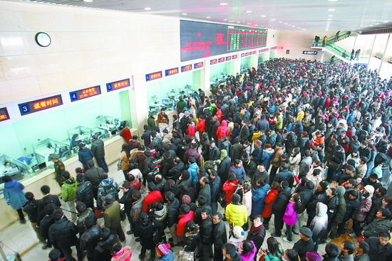 Traveling for Spring Festival? Maybe Make Those Plans for March
