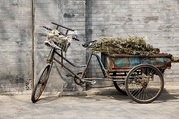 Motorcycles, Tricycles Target of New Beijing Crackdown