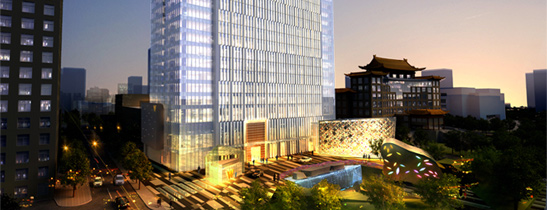 Talking Travel: W Hotel Beijing to Open September 30; Telecom Airport VIP Lounges to Close