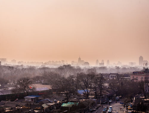 Airing On the Side of Caution: Protect Yourself From Smog with Purifiers and Masks