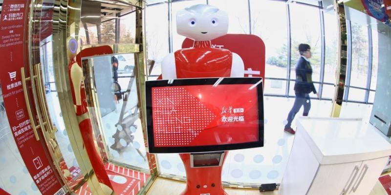 "When Automated Meets ""Spiritual Nourishment"": First 24-Hour Staffless Bookstore Opens in Beijing"