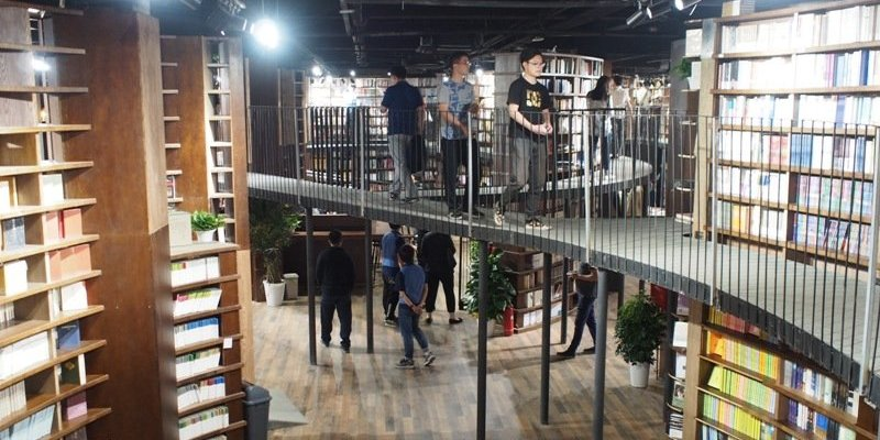 Speed Reader: Beijing to Double its Brick-and-Mortar Bookstores Within Two Years