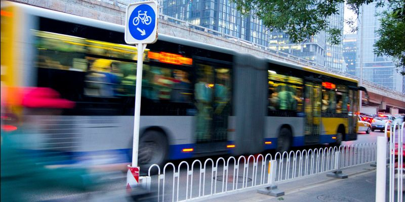 Beijing Busses Willl Be Completely Air-Conditioned ... Beginning in 2018