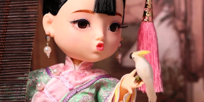 It Figures: Palace Museum Recalls Collectible Doll Revealed to be a Knock-Off