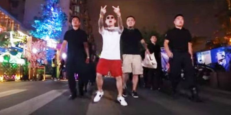 """Rapper Xie Di Wants to Open Fire on Foreigners in His New Song, """"Wack Laowai"""""""