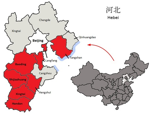 Beijing's Neighboring Hebei Province Snags 7 of Top 10 ...