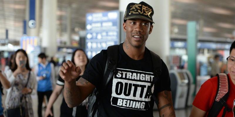 Marbury Departure Sparks Angry Fan Backlash Against Beijing Ducks