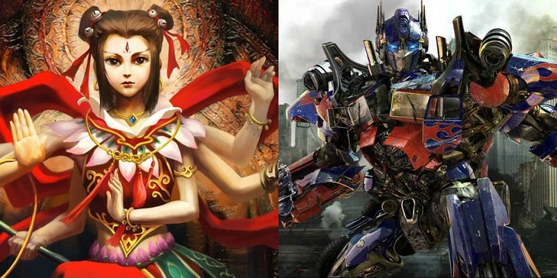 CCTV to Produce Cartoon Crossover Featuring Transformers and Chinese Mythological Character, Nezha
