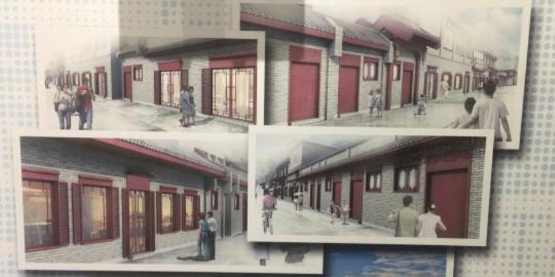 Fuchengmen Boulevard Will Be Rebuilt to Look Like It Was Never Rebuilt