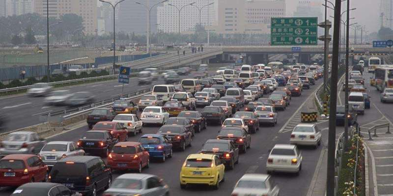 Beijing Rush Hour to Last 5 Hours in Days Leading up to National Holiday
