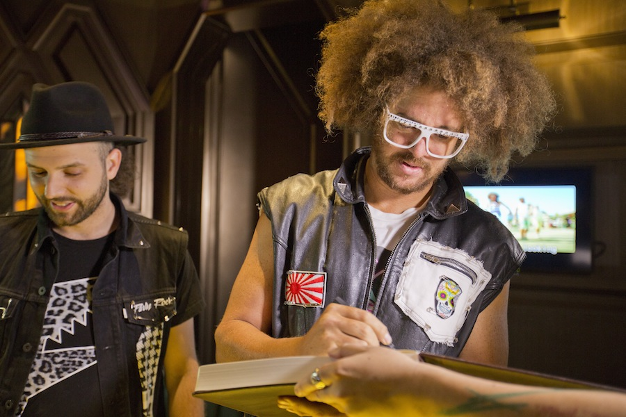 Life of the Party: Interview with Redfoo