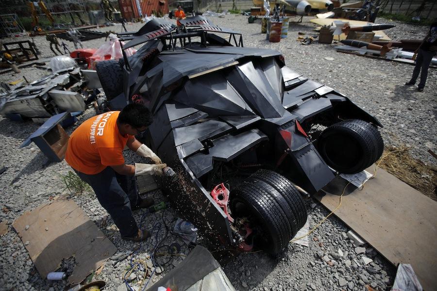 Holy DIY Batman!