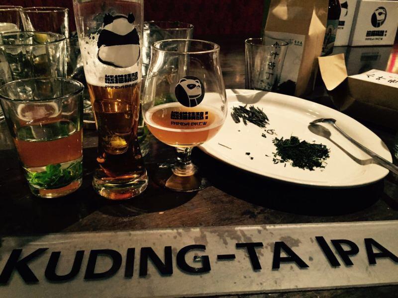 Empire Brewing of Syracuse, NY Team Up With Panda Brew on New Kuding-TA IPA