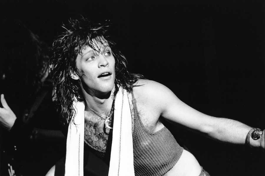 Bon Jovi to Play MasterCard Center on Sept 17