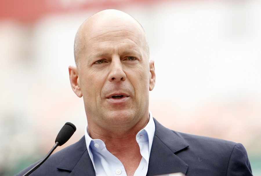 Bruce Willis Set to Star in China Produced WWII Epic