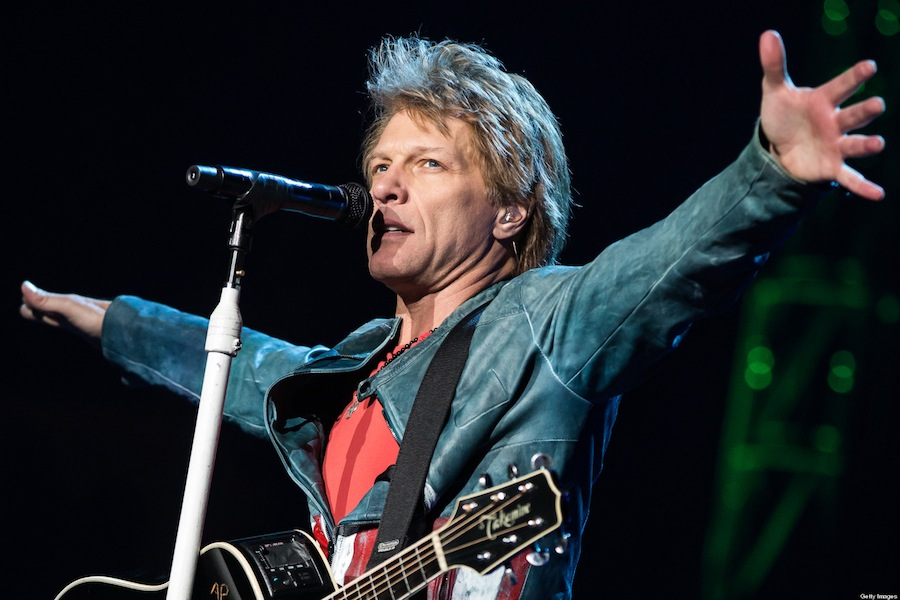 Bon Jovi is Coming to China for the First Time Ever!