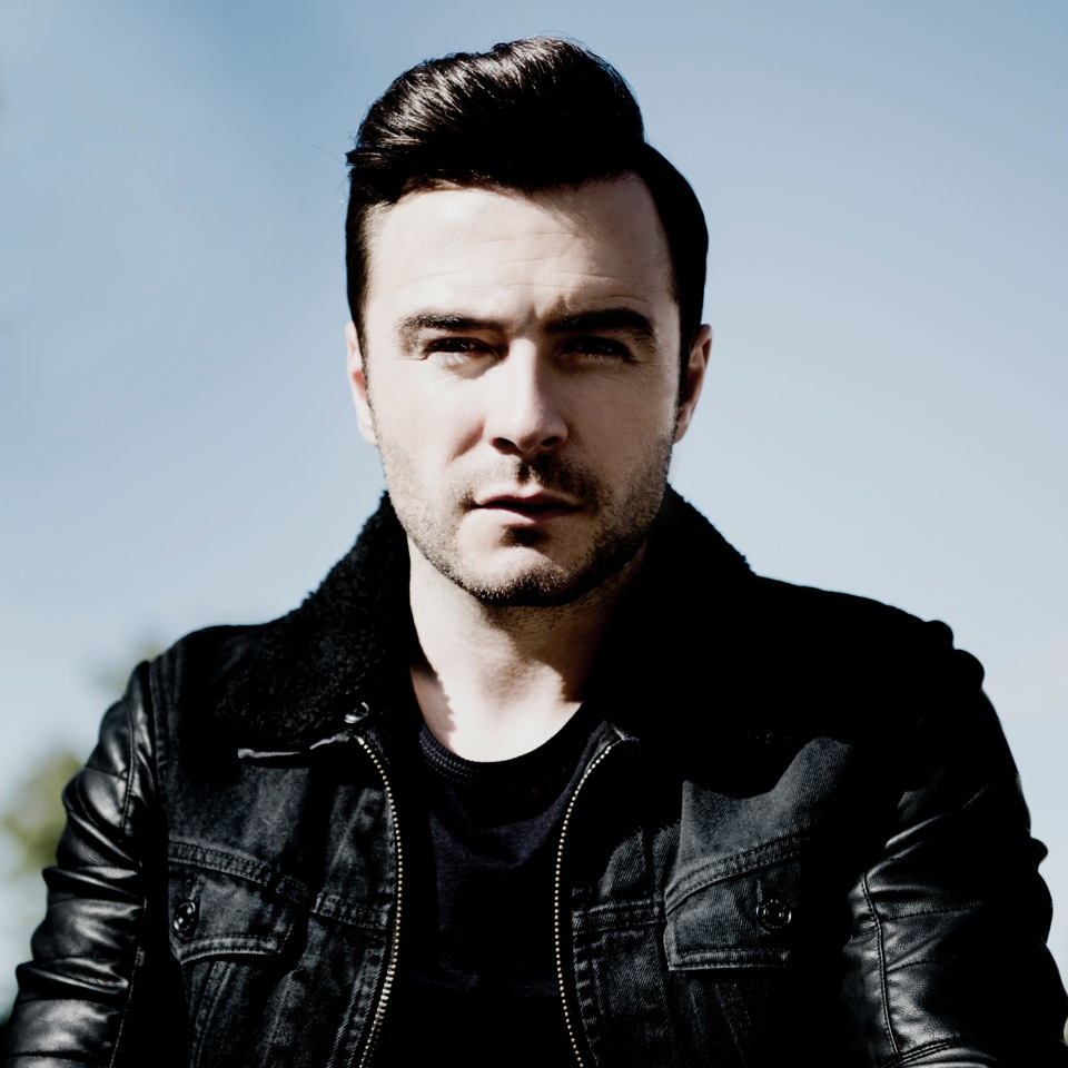Westlife's Shane Filan to Play Workers' Gymnasium on Sept 23