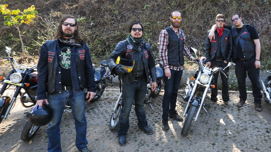 The Wild Ones: A Journey into Beijing's Burgeoning Motorcycle Culture