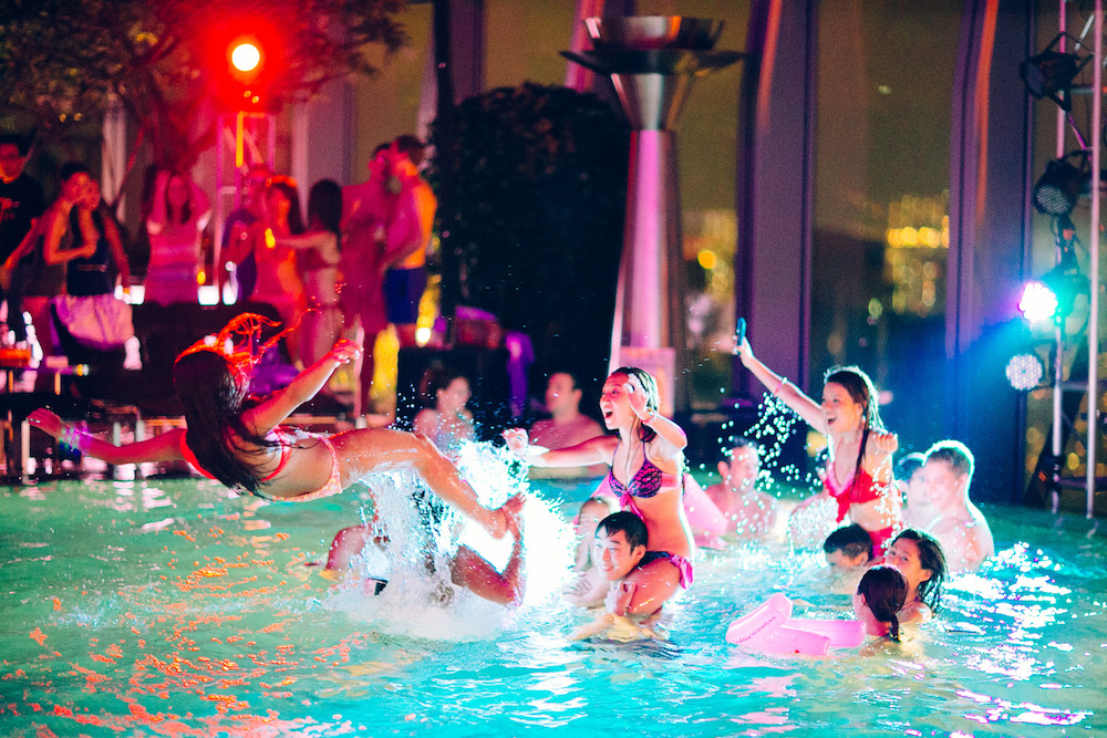 summer wonderland brings you a debauched all night pool
