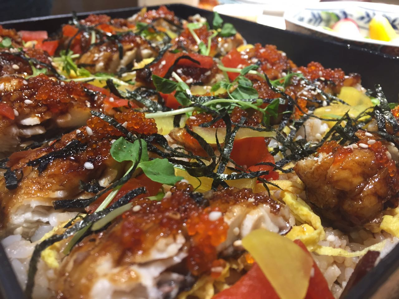 DP New Taiwanese Japanese Restaurant Manbo Will Steal Your Heart with Affordable Rolls and Eel Rice