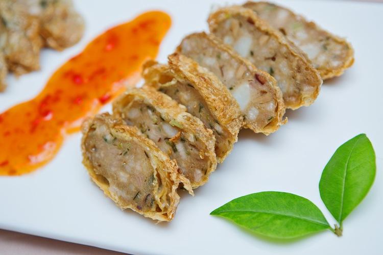 Fujian Provincial Government Restaurant: Average Food, Great Dessert