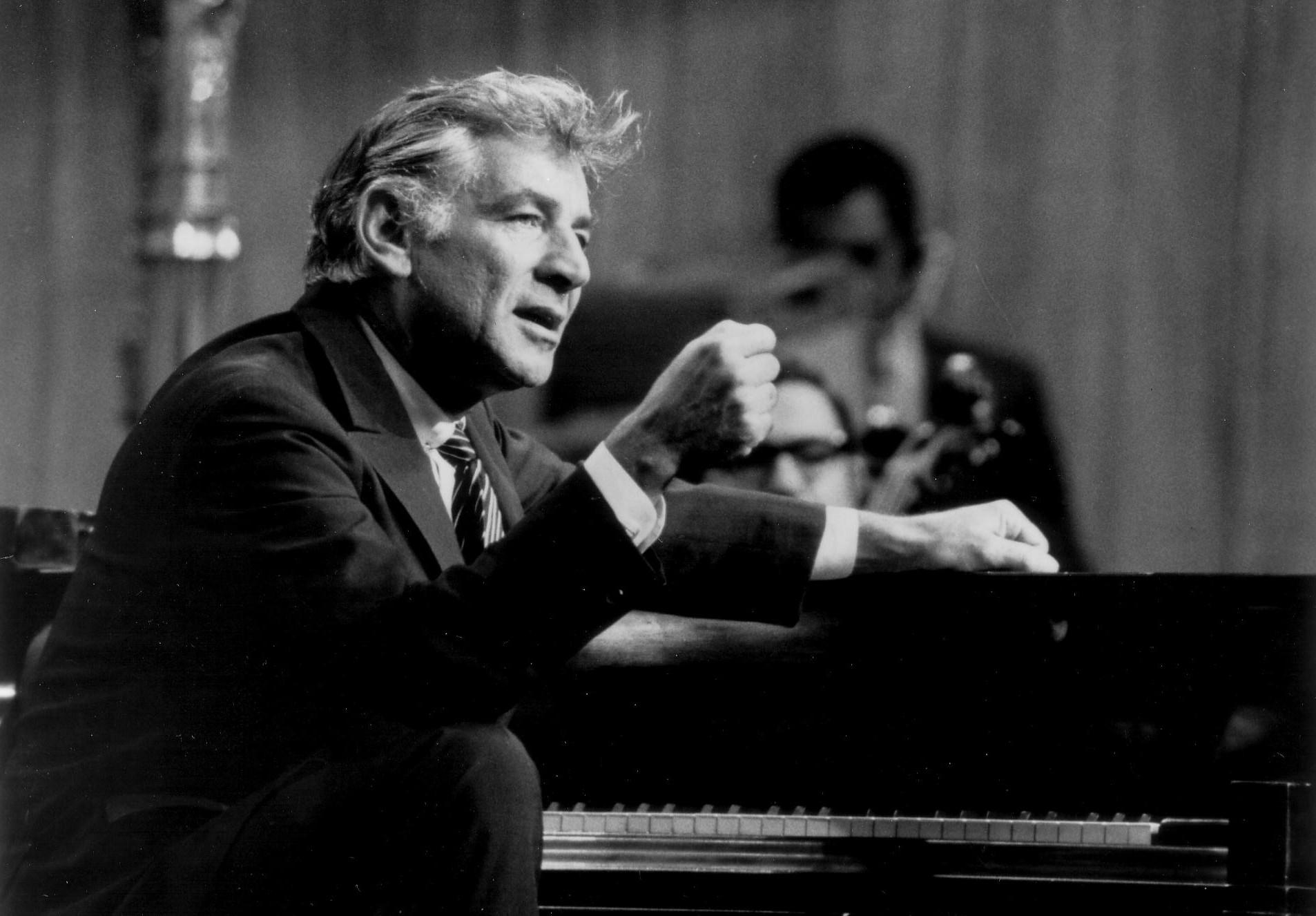 Performing Arts Platform Series Leonard Bernstein: His World Through Music, Saturday May 9 at UCCA