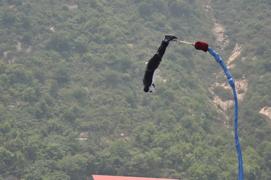 Beijing Bungee: Jumping Into the Jing's Abyss