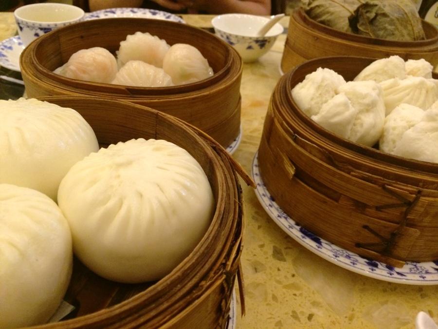 Guangdong Provincial Government Restaurant: You Dim Sum, You Lose Sum