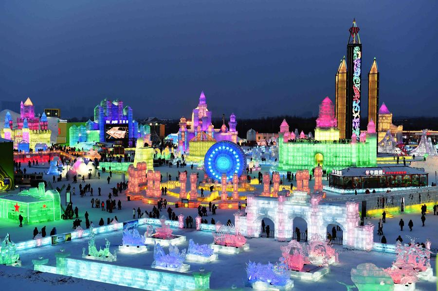 R1 Freezing Your Bum Off: World-Renowned Harbin Ice Festival Is On Until February 25