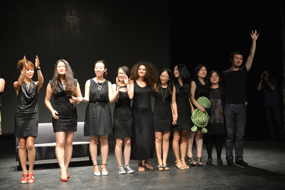 Beijing Welcomes Back 'The Leftover Monologues'