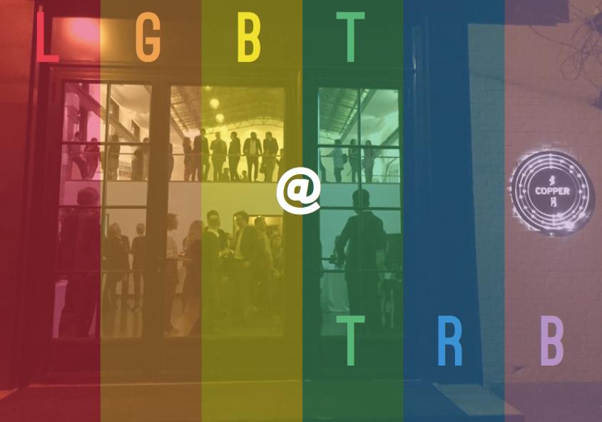 LGBT @ TRB Copper Charity Fundraiser, Sep 18