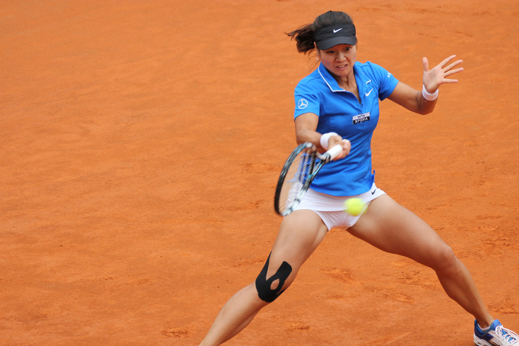 Tennis Star Li Na Gives Birth to Baby Girl in Beijing