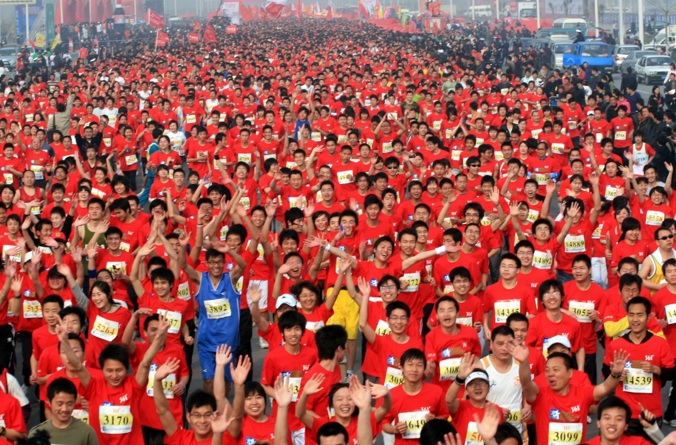 Image result for chinese runners