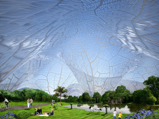 Air Bubble to Protect People from Toxins Debuts Next Month in Beijing