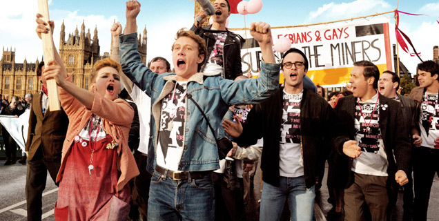 International Day Against Homophobia, Transphobia, and Biphobia 'Pride' Film Screening and Discussion at Crossroads Center