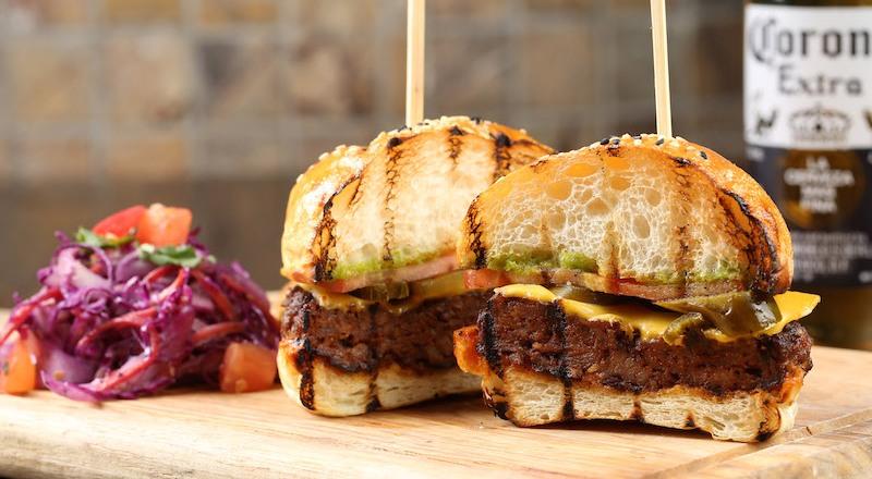 Burger Brief: Chorizo Burger and Other Happenings at Q Mex