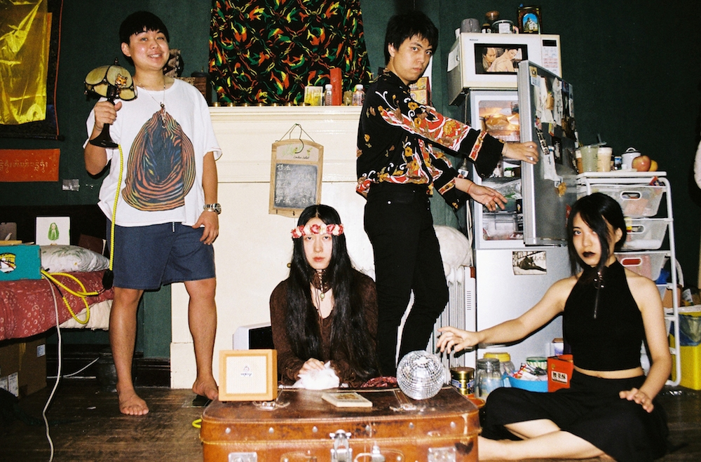 Dahlia Rosea in Bloom: Shanghai Alt-Rockers Talk Recording, Touring, and SXSW Ahead of Nov 4 DDC Gig