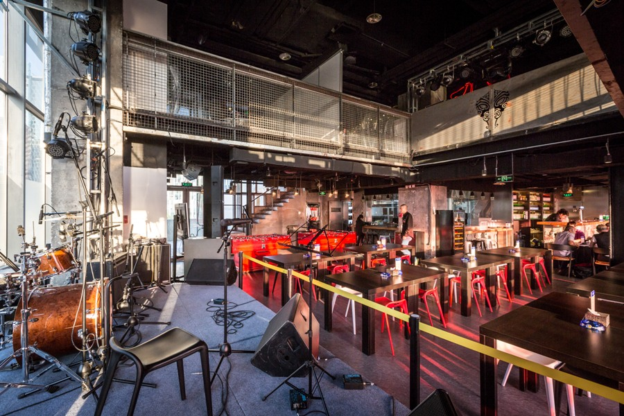 What's New Bars & Clubs: Aluba Live House, It is What it is and Maybe More