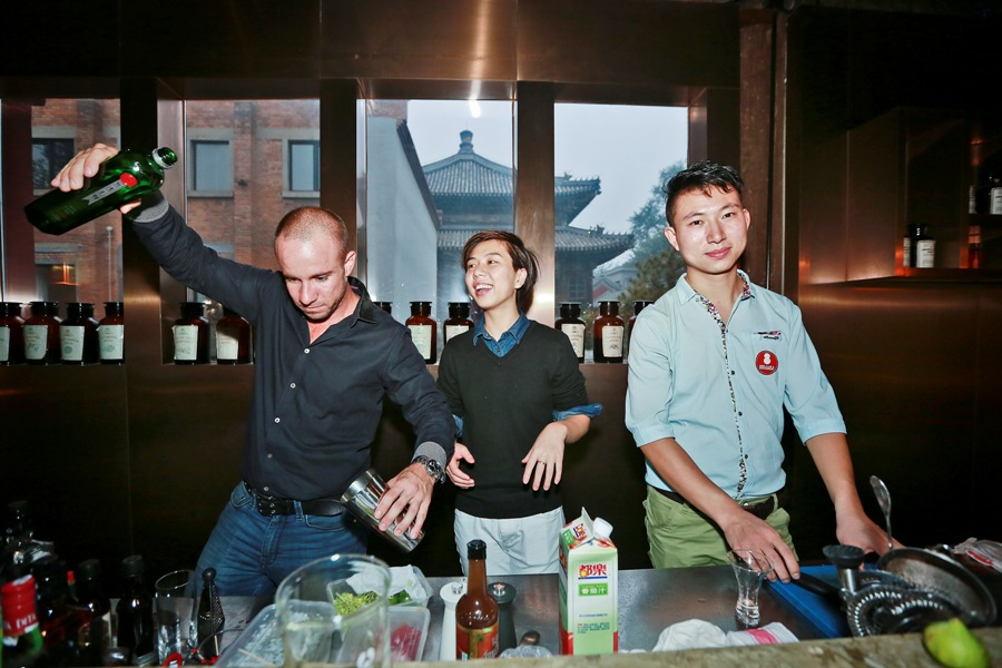 Iron Bartender: Get Figgy With It
